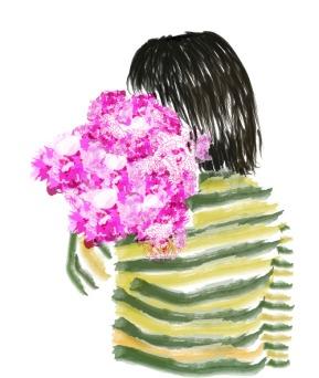 Carry the Goodness - Digital Sketch